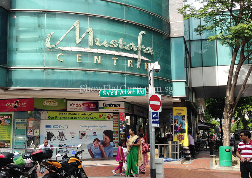 Centrium Square Mustafa Centre Shoping Plaza