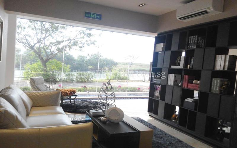 Kingsford Waterbay Living Room