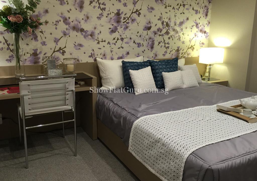 The Residence Higashi Bedroom Luxury