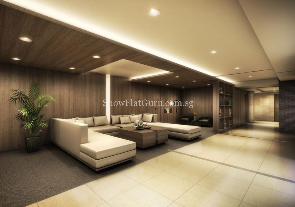 The Residence Higashi Interior