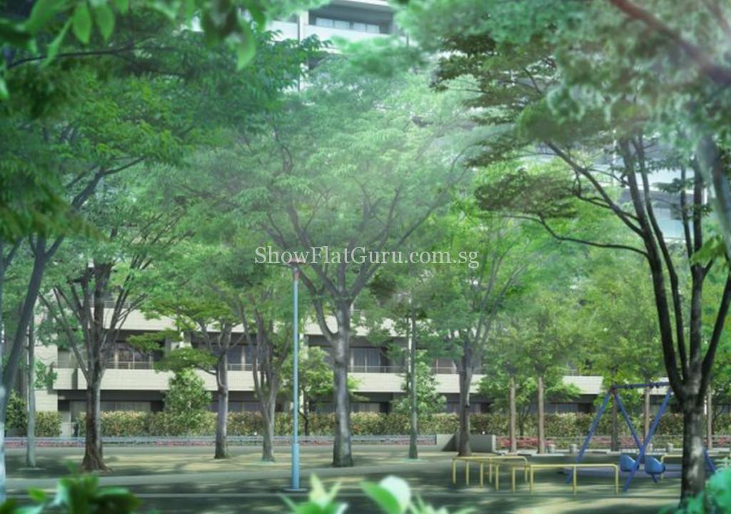 The Residence Higashi Park