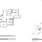 5 Derbyshire 2 bedroom floor plan type A2