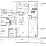 Amber-Park-Floor-Plan-4-Study
