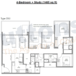 Fourth Ave Residences floor plan
