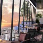 Ideo-Q-Phahol-Saphan-Kwai-Sunset-Sky-Lounge