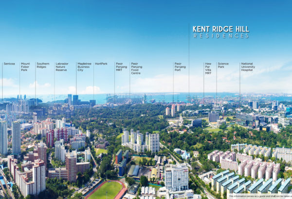 Kent Ridge Hill condo nearby development and amenities