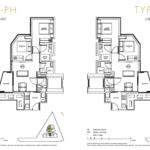 One-Draycott-2-bedroom-penthouse-floor-plan-1238sqft
