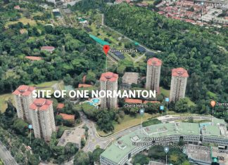 One-Normanton-Park-Location-Site