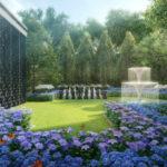 Parc Colonial Lawn