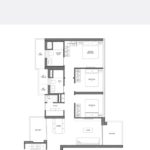 Seaside Residences Floor Plan 3 Study Vantage