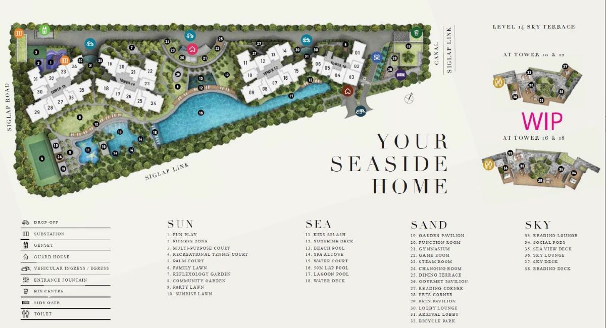Seaside-Residences-Site-Plan
