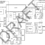 Tapestry-tampines-CDL-4-bedroom-and-dual-key-floor-plan