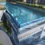 The-Infinity-Pool-at-The-Gazania-Bartley-MRT-Station