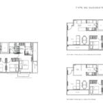 The Ramford floor plan 3br