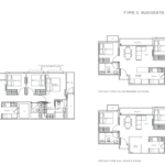 The Ramford floor plan 4br
