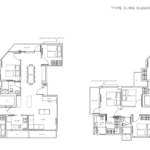 The Ramford floor plan 5br