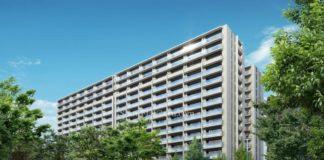 The Residence Higashi Mikuni Featured
