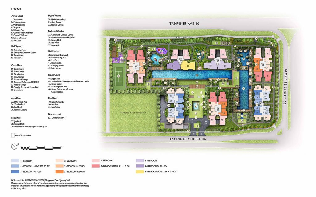 The-Tapestry-Site-Plan