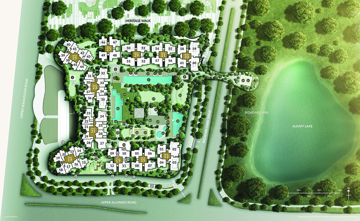 The-Woodleigh-Residences-Site-Plan