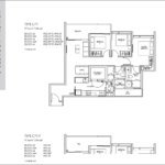 kent-ridge-hill-residences-floor-plan_3-bedroom-Premium