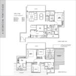 kent-ridge-hill-residences-floor-plan_4-bedroom-Penthouse