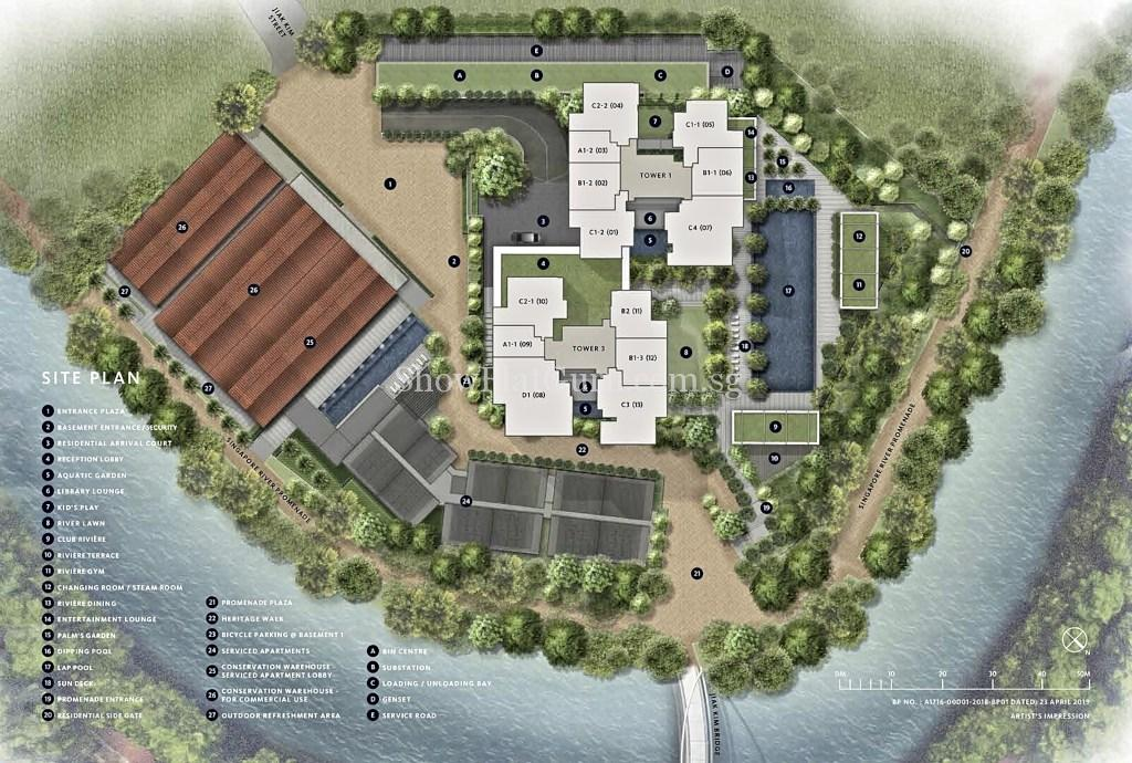 riviere-site-plan-with-legend